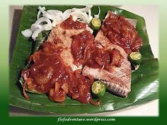 """With """"Happy Call"""" you can have juicy Sambal Stingray   flofoodventure"""