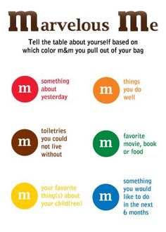 M M Game Printable Get To Know You Games Icebreaker Fun