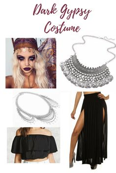 Almost all gone Halloween Inspo Dark Gypsy costume Arabian Nights Belly Chains The post Arabian Nights Layered Belly Chains Hurry! Almost all gone appeared first on Halloween Costumes. Halloween Inspo, Halloween Kostüm, Diy Halloween Costumes, Arabian Costume, Gypsy Costume, Gypsie Costume Diy, Dark Costumes, Costumes For Women, Halloween Kleidung