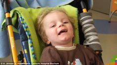 Doctors claim to have successfully treated a child suffering with cerebral palsy with stem cells for the first time. Just weeks after being given an intravenous stem cell treatment from umbilical c…
