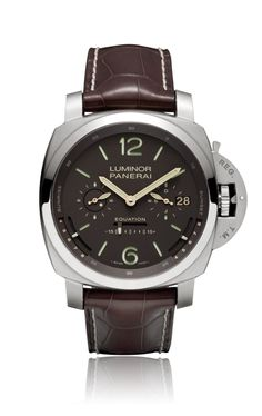 L'Astronomo - Luminor 1950 Equation of Time Tourbillon Titanio PAM36500 - Officine Panerai $250,000