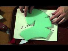 VIDEO cómo hacer la cabeza de un títere para usar en la Escuelita bíblica o bien para un club bíblico ✿⊱╮