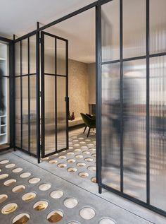 Perf House, Cité de Londres, 2017 - Andy Martin Architecture