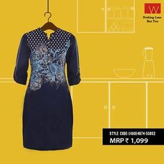 From delicate #florals to uber-chic patterns, our latest collection is #graceful, casual and classic - all at once. Explore here : www.shopforw.com