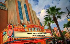 Hollywood Studios -- The Beverly Sunset Theatre
