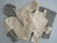 chunky knit winter warmers!