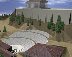 Tragedie en Komedie, theater in de klassieke oudheid