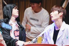 Wanna one OngSeongwu Boys Who, My Boys, Dan Lin, No Min Woo, Lee Daehwi, Ong Seongwoo, Woo Young, Kim Jaehwan, Ha Sungwoon
