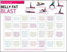 Join Get Healthy U for our 28-Day Belly Fat Blast Challenge!