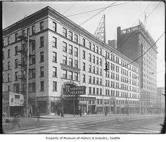 Moore Theatre, Seattle, ca. 1909