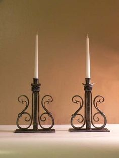 CustomMade candlesticks, candle holders and candles are handmade by artisan makers.