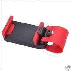 Universal-Car-Steering-Wheel-Mobile-Phone-Mount-Socket-Holder-For-Apple-Samsung
