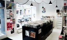 Plattfon Records in Basel Switzerland
