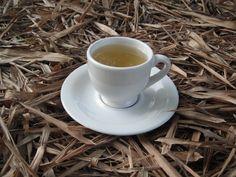 Bamboo Leaf Tea on bamboo leaves Bamboo Leaves, Tea Cups, Tableware, Plants, Hair, Dinnerware, Tablewares, Plant, Dishes