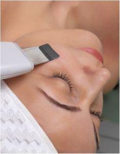 Skin Studio By Megan: Ultrasonic Facials - Care - Skin care , beauty ideas and skin care tips Skin Care Spa, Face Skin Care, Beauty Care, Beauty Skin, Beauty Hacks, Peeling Ultrassônico, Skin Care Tools, Facial Care, Spa Facial