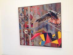 XVI Bienal de Pintura de Rufino Tamayo, varios artistas.  Museo Tamayo Arte Contemporáneo  14 de agosto al 19 de octubre de 2014  www.museotamayo.org.                   #art #arte #biennal #bienal ##artist #artista #mexicanart #artemexico #color #idea #museo #museum #mexicanart #mexicocity #óleo #oil #acrílico #mixta #pintura #painting #museotamayo  #tamayo #bienalpinturarufinotamayo #gael #galeriartenlinea