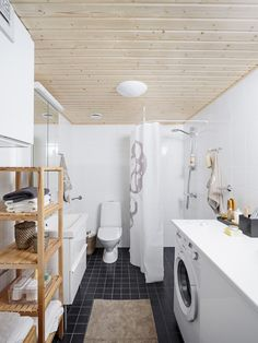 BoKlok esittelyasunto Vantaan Kivistössä. BoKlok show flat in Vantaa, Finland. Photo: Skanska Kodit http://www.boklok.fi/
