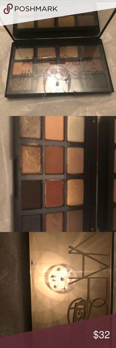 NARS loaded eyeshadow palette Used handful of times NARS Makeup Eyeshadow