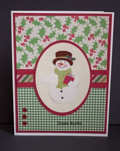 Christmas card - Diane Burke