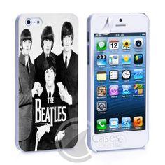 Album Cover The Beatles iPhone 4, 4S, 5, 5C, 5S Samsung Galaxy S2, S3, – iCasesStore