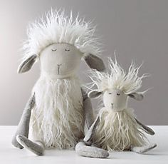 Plush animals to match the theme of the room - Plush Collection | Restoration Hardware Baby & Child