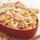 Pepperoni Ziti Casserole Recipe   Taste of Home Recipes
