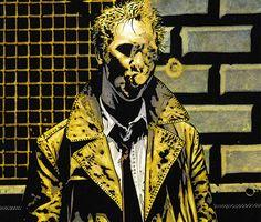 Hellblazer Comic, Constantine Hellblazer, John Constantine, Vertigo Comics, Dc Universe, Trench, Marvel Comics, Character Art, Hedgehog