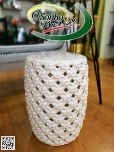 TAMBORETE (cerâmica)