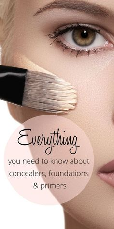you using the right concealer, foundation, or primer? Check out our quick tips to getting gorgeous skin.Are you using the right concealer, foundation, or primer? Check out our quick tips to getting gorgeous skin. Diy Beauty Hacks, Beauty Hacks For Teens, Diy Hacks, Beauty Tutorials, Makeup Hacks, Makeup Ideas, Mascara, Eyelashes, Eyebrows