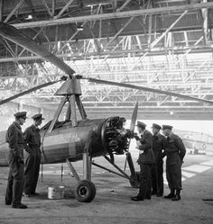 Autogyros, gyrocopters, rotorcraft