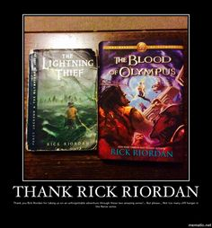 Percy Jackson & the Olympians and Heroes of Olympus book series by Rick Riordan - such a talented writer! Percy Jackson Books, Percy Jackson Fandom, Magnus Chase, Solangelo, Percabeth, Geeks, Saga, All The Bright Places, The Lightning Thief
