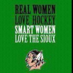 Fighting Sioux Hockey!