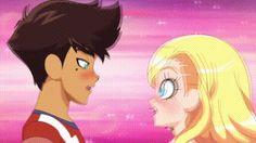 Iris and Nathaniel