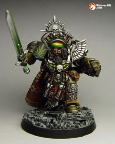 Top Most Unusual Miniature Spacemarines