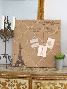 shabby chic burlap crafts - Bing Images