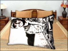 Luke Bryan   20  x 30   inchPillow Case and by PRODEOPILLOWS, $14.99