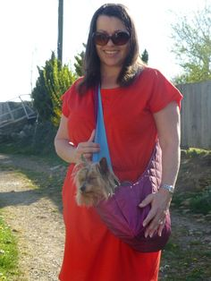 Posts about dog carrier written by sewchet Dog Carrier Purse, Pet Sling, Dog Expressions, Kwik Sew, Groom Outfit, Pet Carriers, Old Dogs, Baby Dogs, Lining Fabric