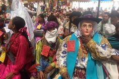 En La Huatápera de este municipio se llevó a cabo la premiación del XXXVI Concurso de Indumentaria Tradicional de Ceremonias y Danzas de Michoacán y el LVII Concurso Estatal de ...
