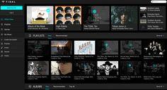 El servidor en streaming Tidal App contara con audio y video en alta calidad y contenido editorial.   Cultura Colectiva