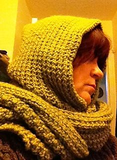 Fast and Easy Hoodedscarf1_small2 - free download