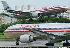 American Airlines A300s