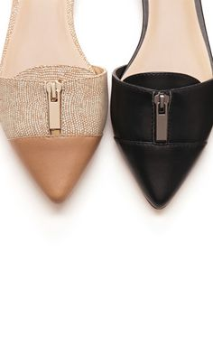 Think about getting some fabulous flats for yourself and the maids for the reception, especially if you're planning to dance the night away! Pretty Shoes, Cute Shoes, Me Too Shoes, Zapatos Shoes, Shoes Sandals, Business Shoes, Shoe Boots, Shoe Bag, All About Shoes