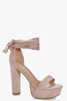 1a6cb6bb6f5 Boohoo Shoes · When it comes to heels