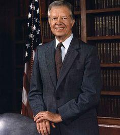 President #39 James Carter