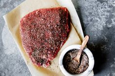A good rub makes grilling or roasting easy This one combines the best of the salt-pepper-garlic notes of Santa Maria-style barbecue with the depth of coffee and clove Diners will be hard-pressed to place its complex flavor until you tell them the components