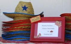 A wild wild west party! Cowgirl Birthday, Cowgirl Party, Cowboy Theme, Western Theme, Petting Zoo Party, 4th Birthday Parties, Birthday Ideas, 3rd Birthday, Conference Themes
