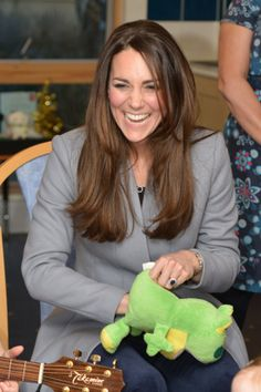 Kate Middleton, the puppeteer?