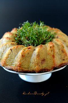 babka-ziemniaczana-przepisy-2 Polish Food, Polish Recipes, Baked Potato, Potatoes, Ethnic Recipes, Thermomix, Polish Food Recipes, Potato, Baked Potatoes