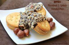 RITZ Hazelnut & Gelato Sandwiches #RITZNYBLITZ #AllstarRitz http://wp.me/p40mPO-a7