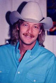 Alan Jackson... look how young he was!!!!